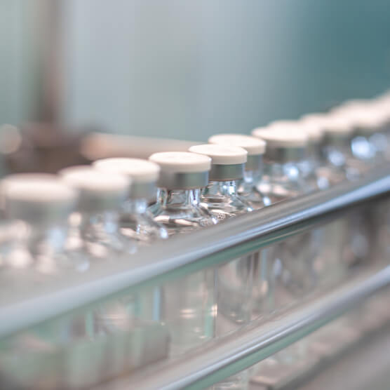 Sterile Manufacturing and Filling of Bottles and Vials - Sterile Contract Manufacturing Facility - TriRx Pharmaceuticals
